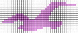 Alpha pattern #1805 variation #44389