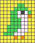 Alpha pattern #34754 variation #44405
