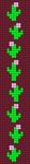 Alpha pattern #28800 variation #44422
