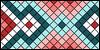 Normal pattern #34363 variation #44479