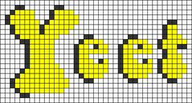 Alpha pattern #38674 variation #44535
