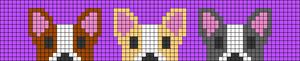 Alpha pattern #36950 variation #44588