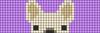 Alpha pattern #22880 variation #44662