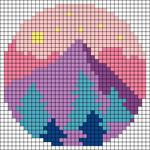 Alpha pattern #38550 variation #44698