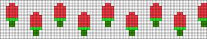 Alpha pattern #38771 variation #44737
