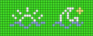 Alpha pattern #38322 variation #44771