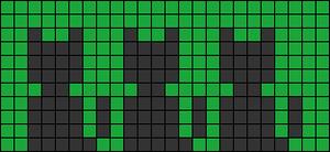 Alpha pattern #27170 variation #44873