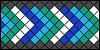Normal pattern #410 variation #44946