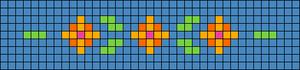 Alpha pattern #38836 variation #45013