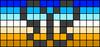 Alpha pattern #19098 variation #45048