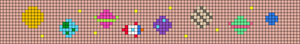 Alpha pattern #19454 variation #45094