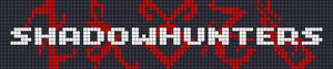 Alpha pattern #38783 variation #45149