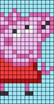 Alpha pattern #28060 variation #45157