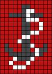 Alpha pattern #37195 variation #45161