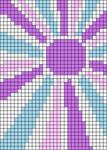 Alpha pattern #38094 variation #45377