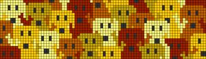 Alpha pattern #36022 variation #45391