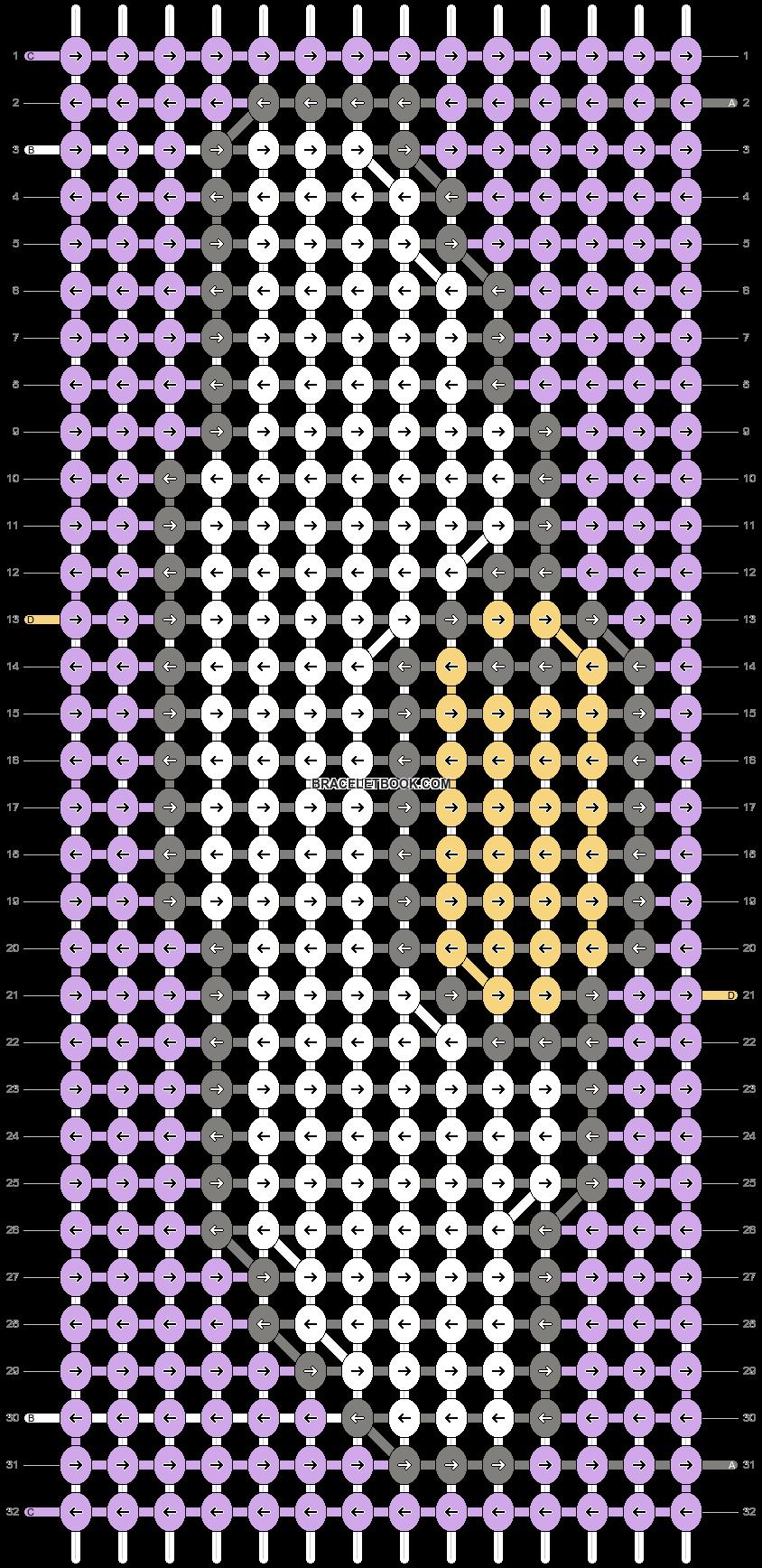 Alpha pattern #38975 variation #45416 pattern