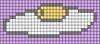 Alpha pattern #38975 variation #45416
