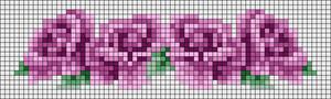 Alpha pattern #38935 variation #45682