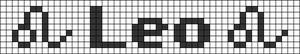 Alpha pattern #6174 variation #45814