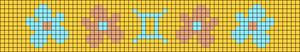 Alpha pattern #38327 variation #45871