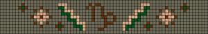 Alpha pattern #39073 variation #45873