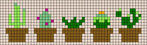 Alpha pattern #37605 variation #46021