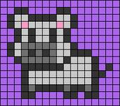 Alpha pattern #39173 variation #46191