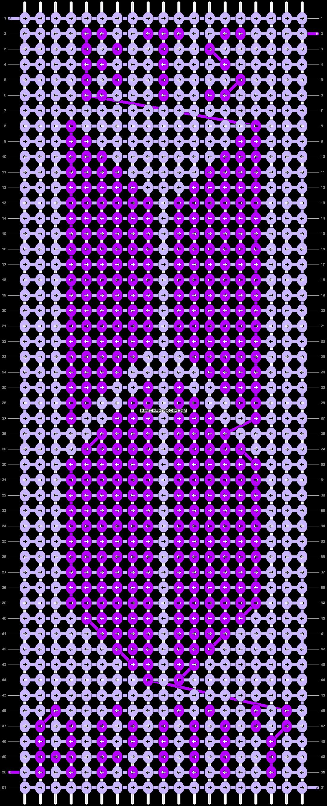 Alpha pattern #38618 variation #46317 pattern