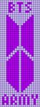 Alpha pattern #38618 variation #46317