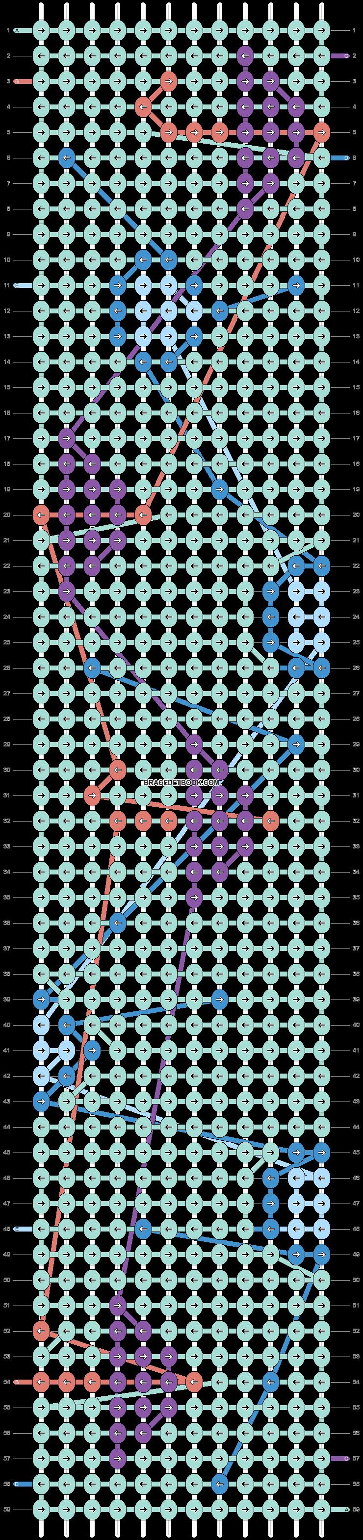 Alpha pattern #35447 variation #46514 pattern