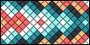 Normal pattern #39123 variation #46524