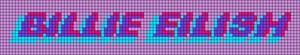 Alpha pattern #27540 variation #46685
