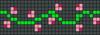 Alpha pattern #39196 variation #46745