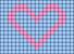 Alpha pattern #387 variation #46989