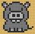 Alpha pattern #39392 variation #47023
