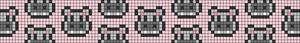 Alpha pattern #39391 variation #47059