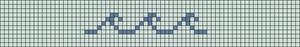 Alpha pattern #38672 variation #47154