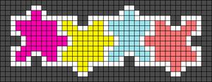 Alpha pattern #24101 variation #47273