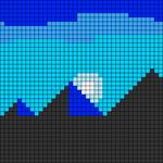 Alpha pattern #39448 variation #47365