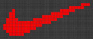 Alpha pattern #3191 variation #47385