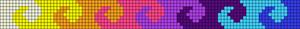 Alpha pattern #23860 variation #47453