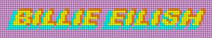 Alpha pattern #27540 variation #47482