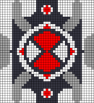 Alpha pattern #7670 variation #47550