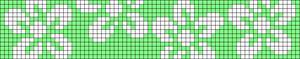 Alpha pattern #4847 variation #47553