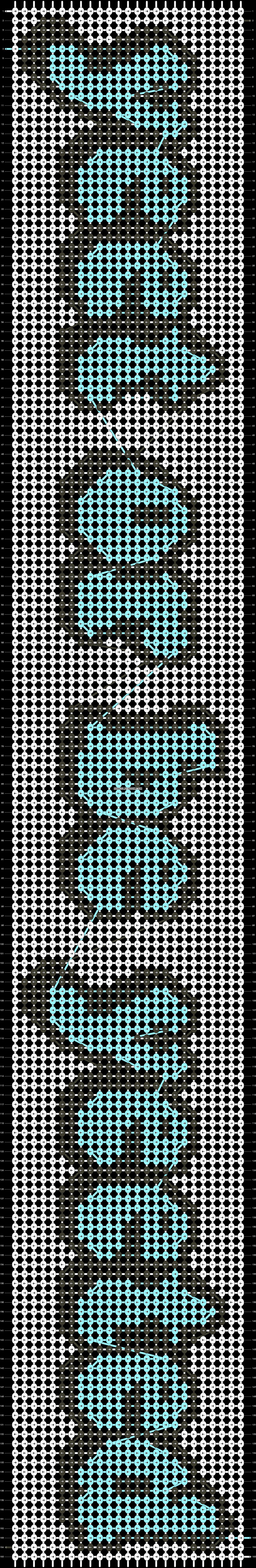 Alpha pattern #36421 variation #47606 pattern