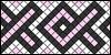 Normal pattern #33424 variation #47731