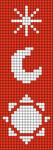 Alpha pattern #39207 variation #47898