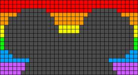 Alpha pattern #39641 variation #47936