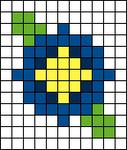 Alpha pattern #39646 variation #47943